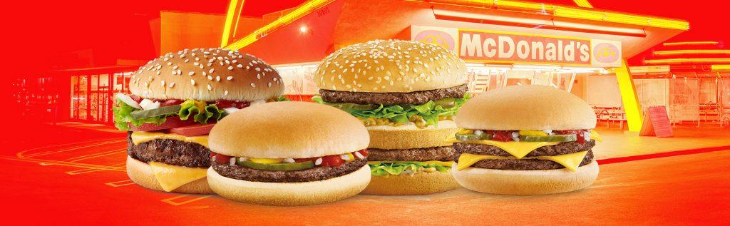 McDonald's Menu Singapore